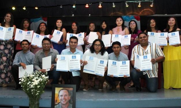 18 nuevos Agentes de Cambio en la sede Mérida