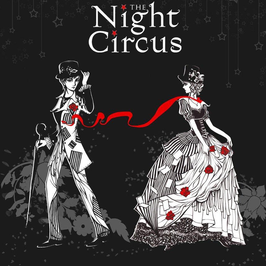 Imagini pentru circul nopţii