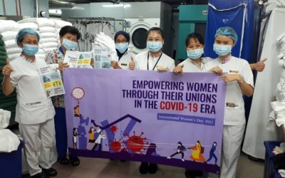 Empowering women through unions in the COVID-19 era