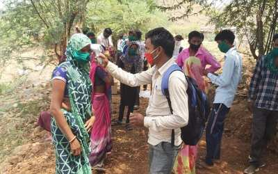 Organizing rural workers' rights to food, health and livelihoods in India