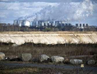 Německo: Výroba elektřiny z uhlí v srpnu na minimu