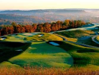 Z dolu ve Virginii udělali golfové hřiště