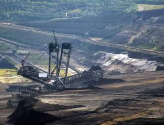 Němečtí zelení varují před vývozem uhlí do Česka