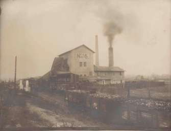 Uhlí z dolu Františka sloužilo i za války