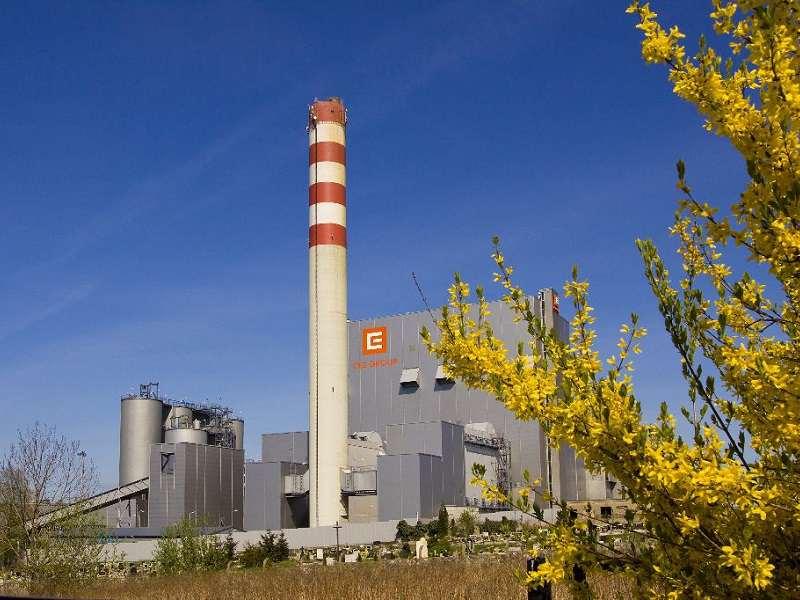 ČEZ už v Polsku vlastní například uhelnou elektrárnu Elcho u Katowic. Foto: ČEZ