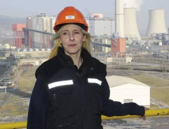 Ženy na kolejích: Lucie Pechová