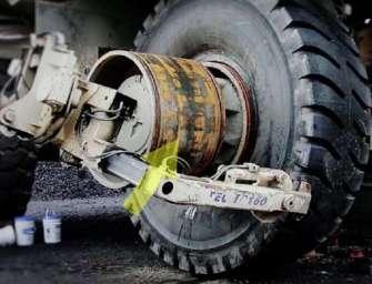 Obří pneumatiky vyměníte za chvíli