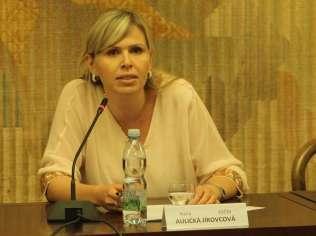 Hana Aulická Jírovcová
