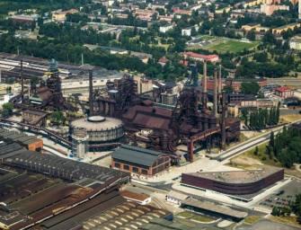 Dolní Vítkovice opravily unikátní těžní stroj