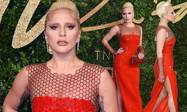 The British Fashion Awards, London Coliseum, Britain - 23 Nov 2015
