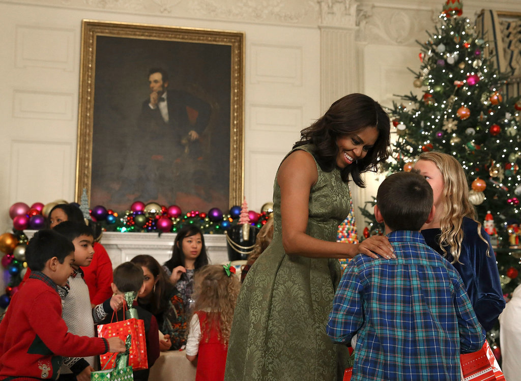 Michelle-Obama-White-House-Christmas-Decorations-2015