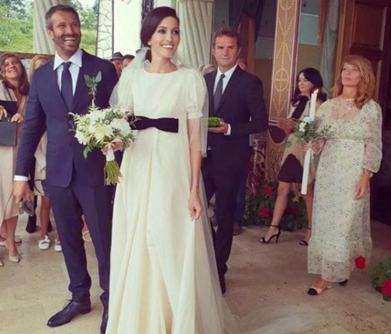 Nicolai Tand s-a căsătorit cu Monica