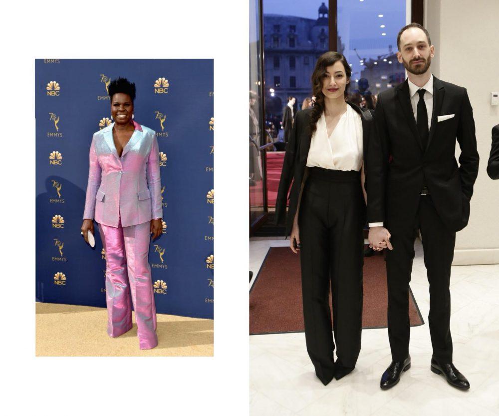 Leslie Jones la Premiile Emmy 2018 și Raluca Aprodu la Premiile Gopo 2018