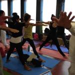 Practica de Yoga