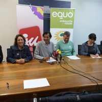 Izquierda Unida y Equo Verdes acuerdan presentar una candidatura conjunta a las elecciones municipales en Motril