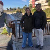 IU-Equo denuncia vertidos de aguas residuales en la playa de las Azucenas