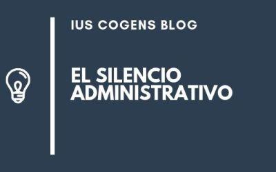 El silencio administrativo. Explicación didáctica