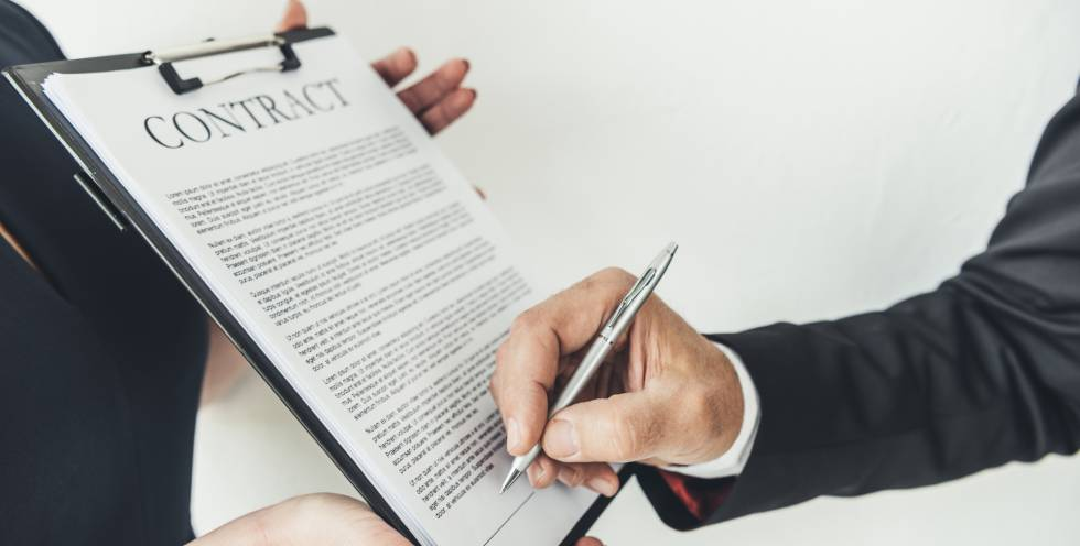 International employment contract