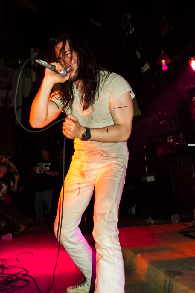Andrew W.K. performed in South Bend on September 23rd. Preface photo/MANDI STEFFEY