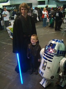 """""""Star Wars"""" fandom at its finest. """"Star Wars: Episode VII"""" is set to be released on December 18, 2015.  Photo via/Wikimedia Commons"""