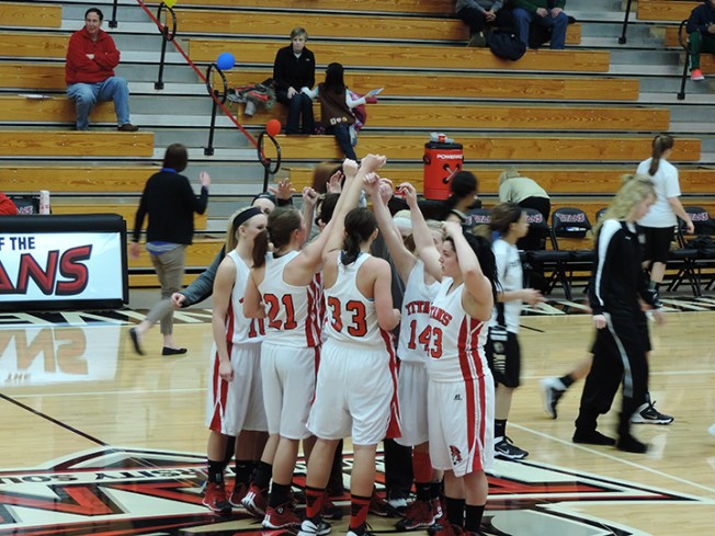 The IU South Bend lady Titans finished 20-11 and lost in the semifinal round of the CCAC  tournament to end their season.  (Preface photo/NEIL KING)