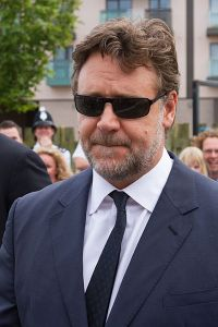 """Russell Crowe plays the titular character in """"Noah."""" The film, which opened March 28, was met with criticism by some  audiences.  (Photo/Wikimedia Commons)"""
