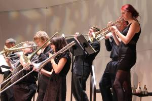 There is plenty of music happening at the school of the arts in March. Photo credit/Enestine Raclin School of the Arts
