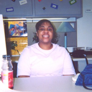 Michelle Hairston. Photo Credit (current students photos)/Christine Aiken