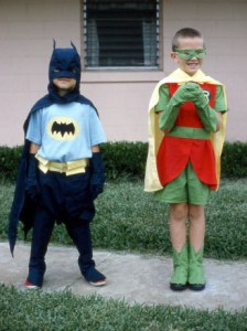 Children_dressed_as_Batman_and_Robin,_1966