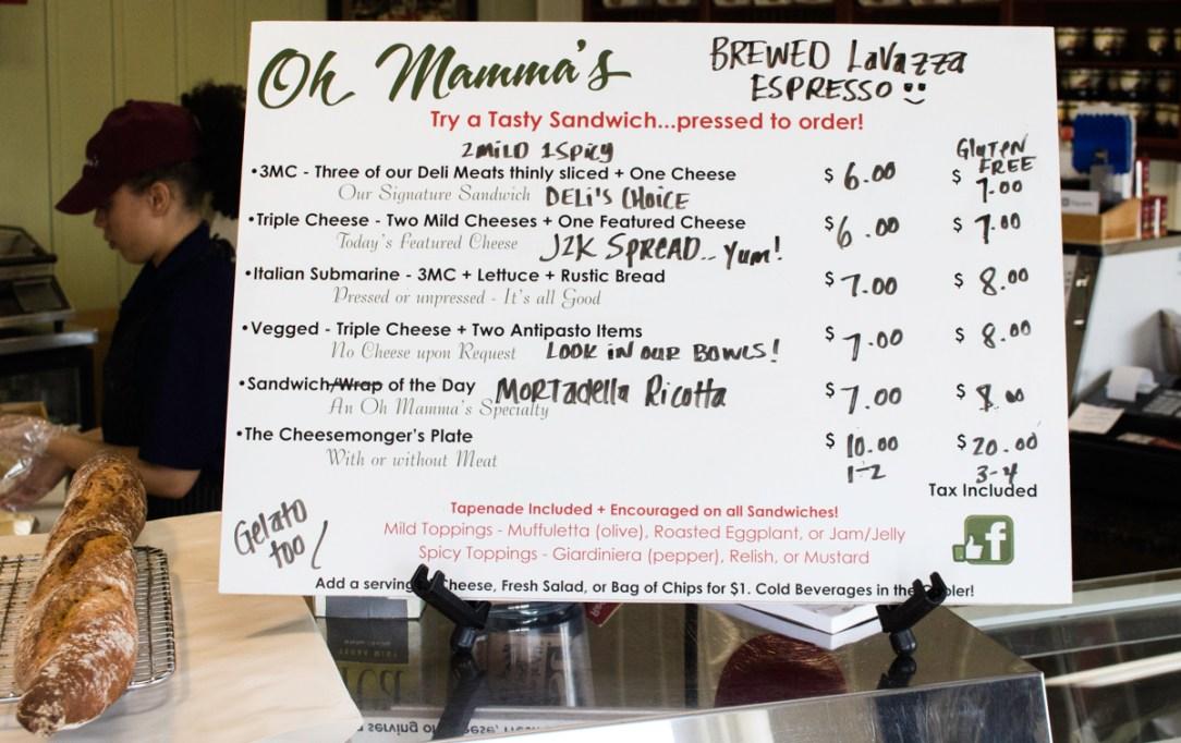 OhMamma's