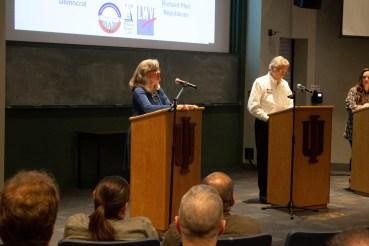 County Council Debate- Pfeil Kilgore