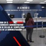Emisión de Sellos de Tiempo para Entidades de la Administración Pública