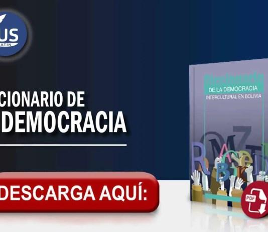 Diccionario de la democracia