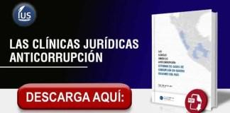 Las clínicas jurídicas anticorrupción