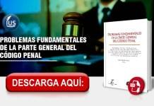 Problemas fundamentales de la Parte General del Código Penal