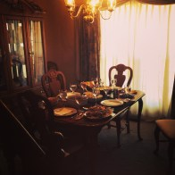 """Thanksgiving dinner at the Funk's""- Submitted by Michelle Funk"