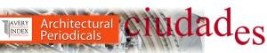 La revista Ciudades entra en Avery Index