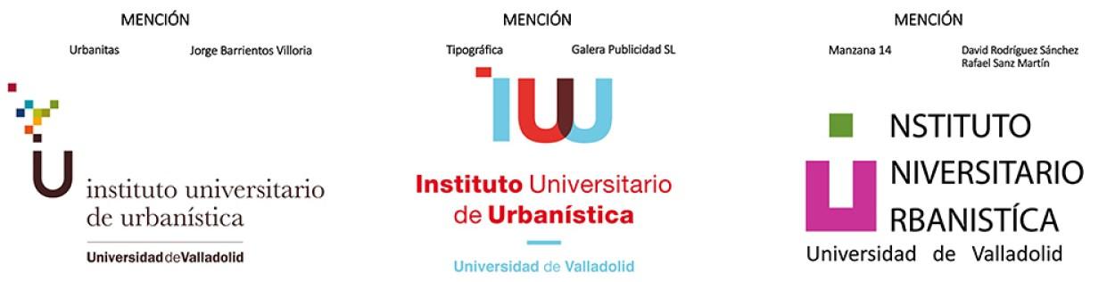 Concurso de diseño del nuevo logotipo del IUU