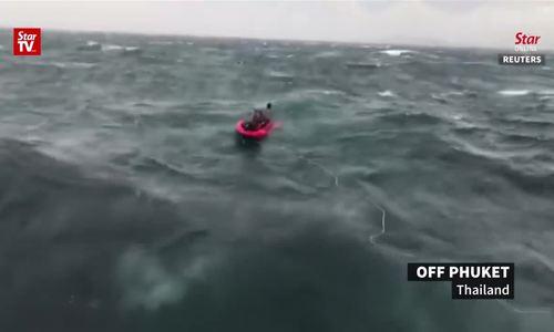 Phút cuối ám ảnh của nạn nhân trên du thuyền chìm ngoài Phuket