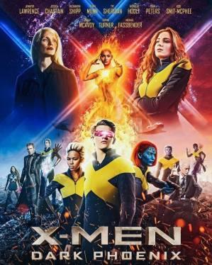 Hasil gambar untuk -Men : Dark Phoenix (2018) poster