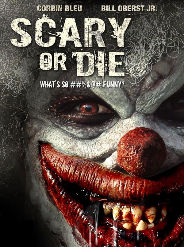 Poster do filme Scary or Die