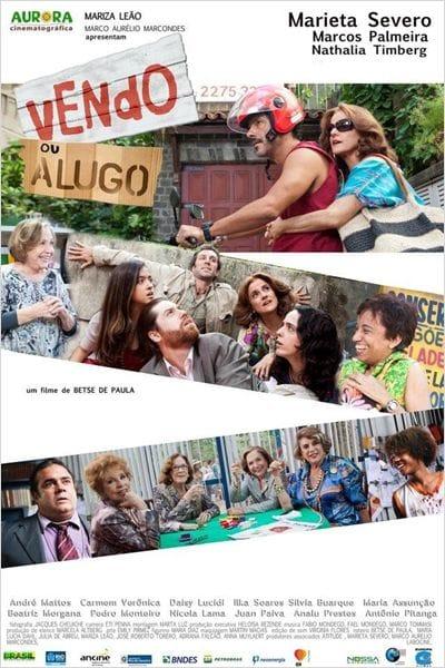 Poster do filme Vendo ou alugo