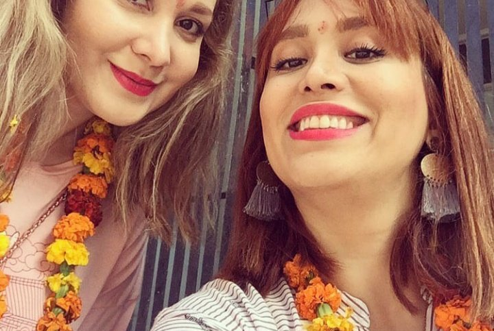 10 questions with a Korean Blogger visited India