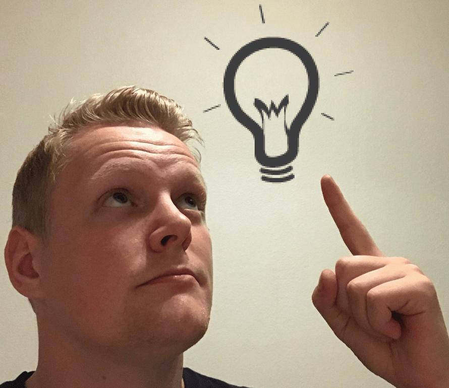 Iværksætter ideer