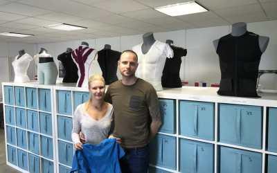 Anodyne – Fra hobbyvirksomhed til salg af tøj i 18 lande