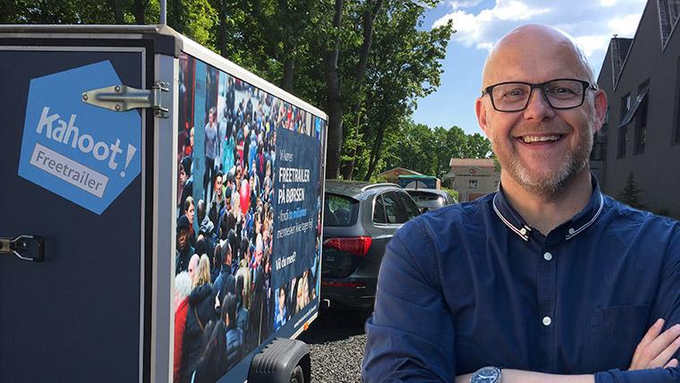 Freetrailer - Allan Sønderskov Darré