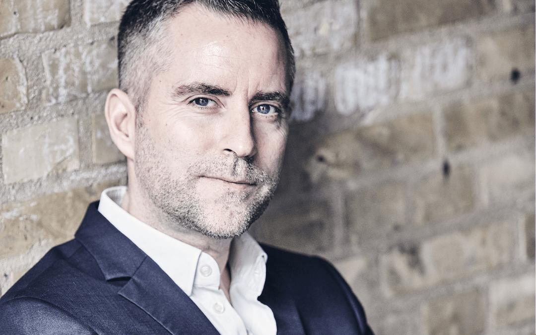 Jacob Risgaard fortæller sin personlige historie