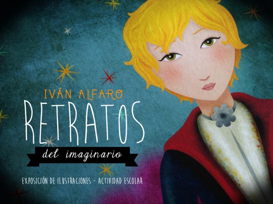 Taller Retratos del imaginario