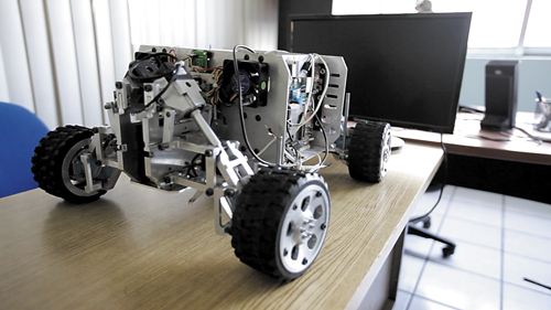Robot autodidacta