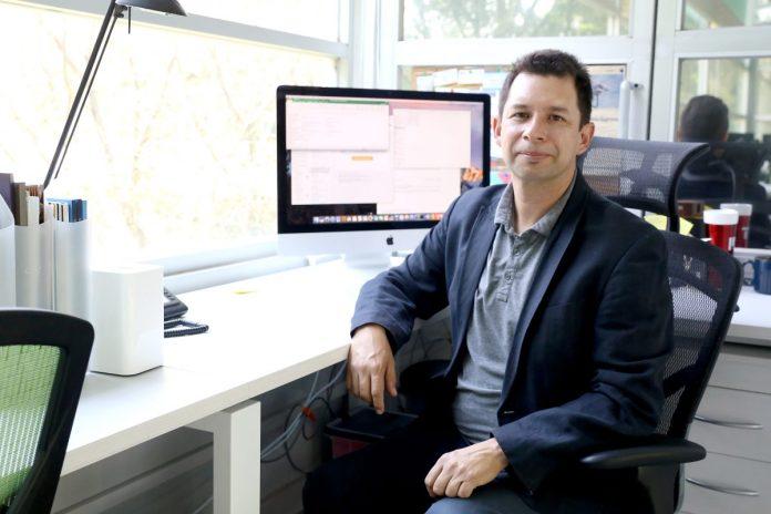 Victor Manuel Larios, de Ciudades Inteligentes del CUCEA